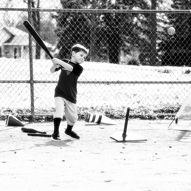 John At The Bat