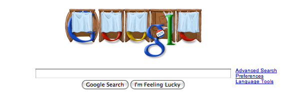 Google Election Day Updated