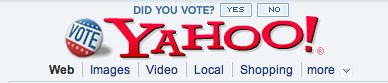 Yahoo! Election Day
